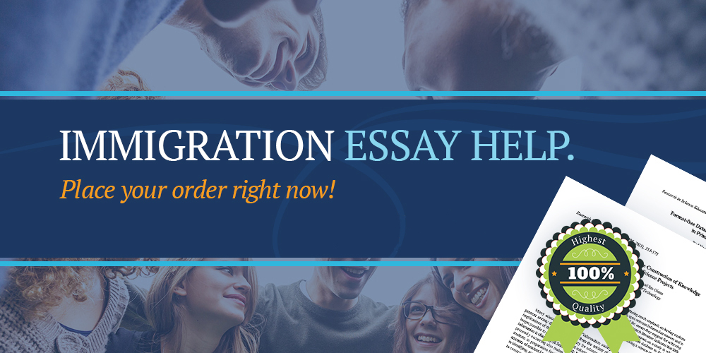 Essay Sample - The Country of Refugees